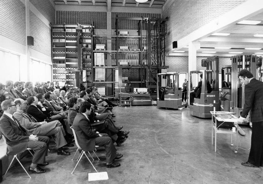 1983 int meeting RT1350E